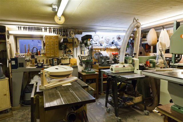 Werkstatt Bild 5