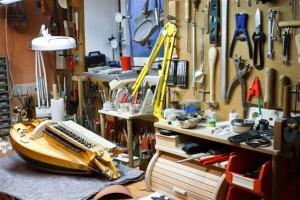 Werkstatt Bild 1